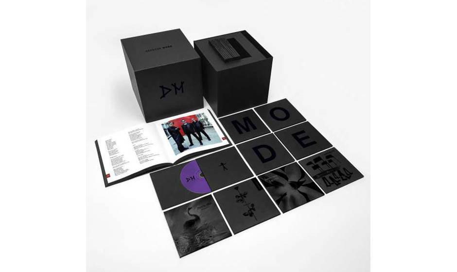 """""""Mode""""-Box von Depeche Mode"""