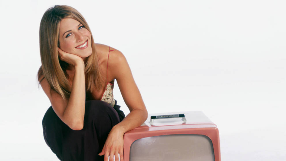 """Friends"" Star Jennifer Aniston als Rachel Green"