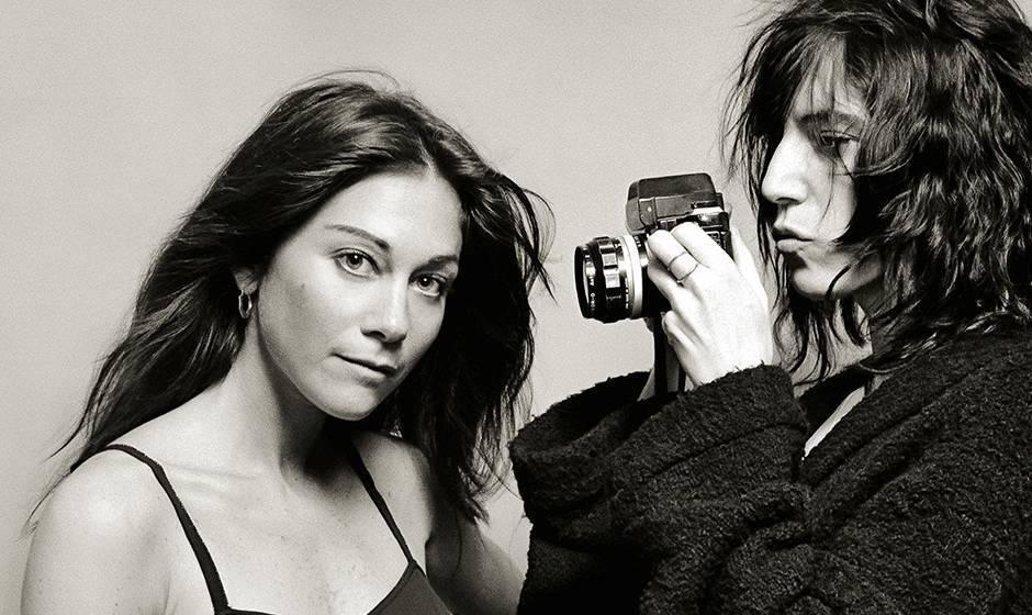 Zwei Künstlerinnen unter sich: Lynn Goldsmith und Patti Smith