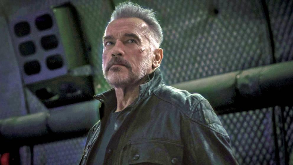 Arnie als Terminator