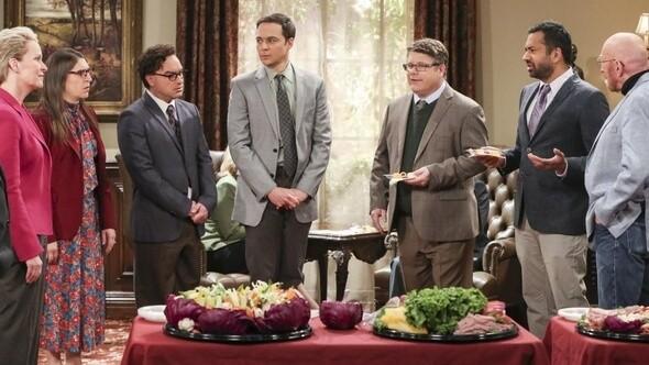 """Gleich drei Nobelpreisträger treten in """"The Big Bang Theory"""" auf"""