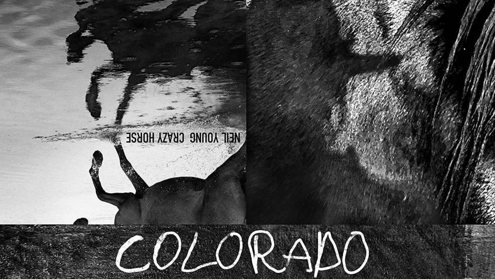 "Cover zu ""Colorado"" von Neil Young & Crazy Horse"