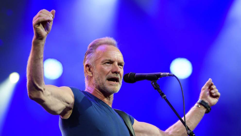 Sting kommt wieder nach Good Ol' Germany