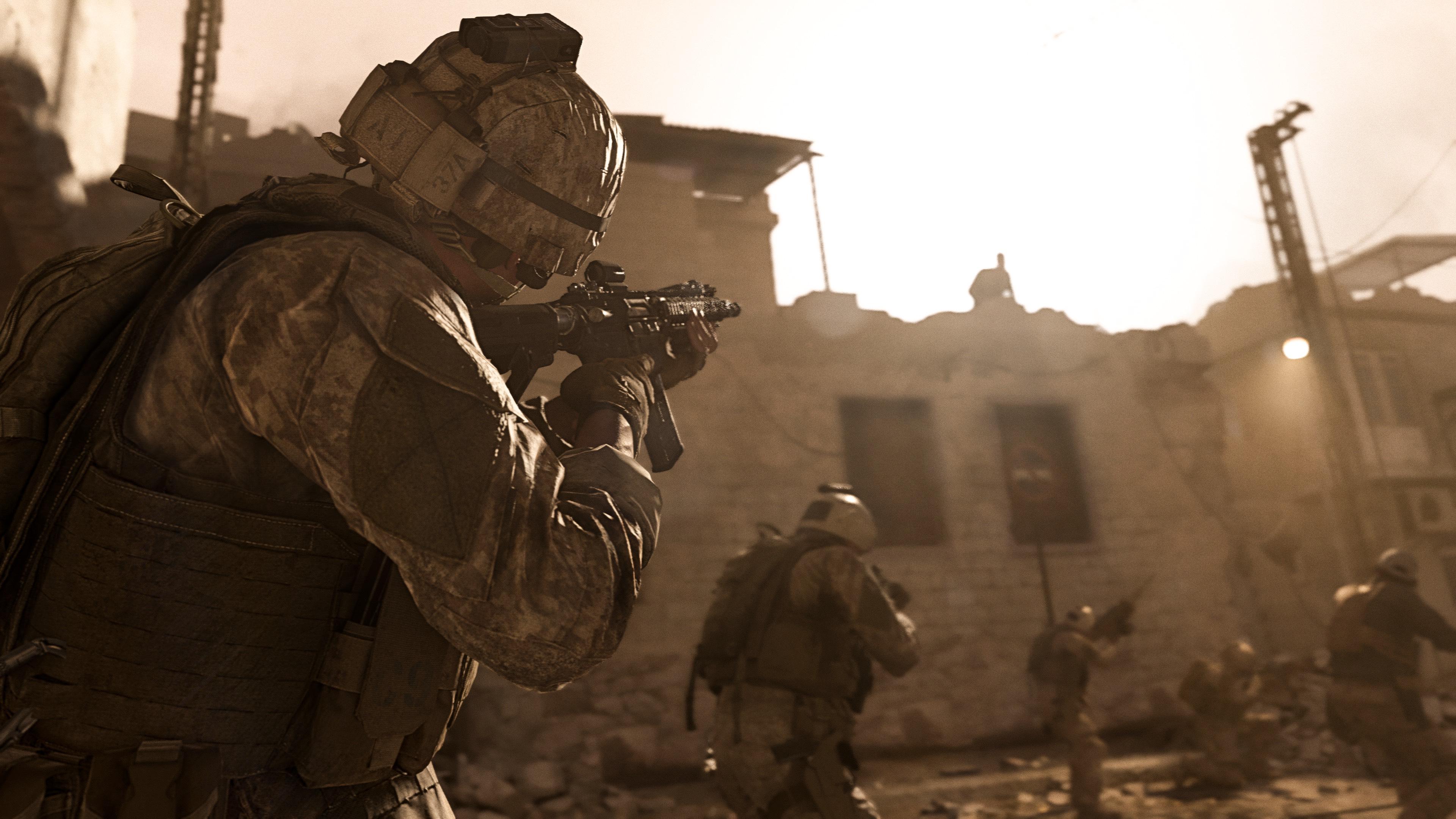 """""""Call of Duty: Modern Warfare"""" ist am 25. Oktober erschienen."""