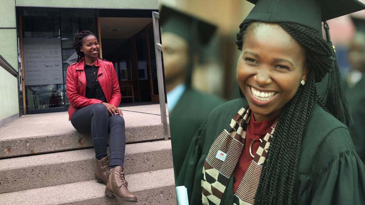 Nur sechs Prozent der jungen Erwachsenen in Lesotho beginnen ein Studium. Mit der Unterstützung von SOS-Kinderdörfer war Tumi eine von ihnen