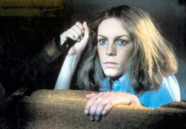 'Final Girl' und 'Scream Queen' in Personalunion: Jamie Lee Curtis im Slasher-Klassiker 'Halloween - Die Nacht des Grauens' v