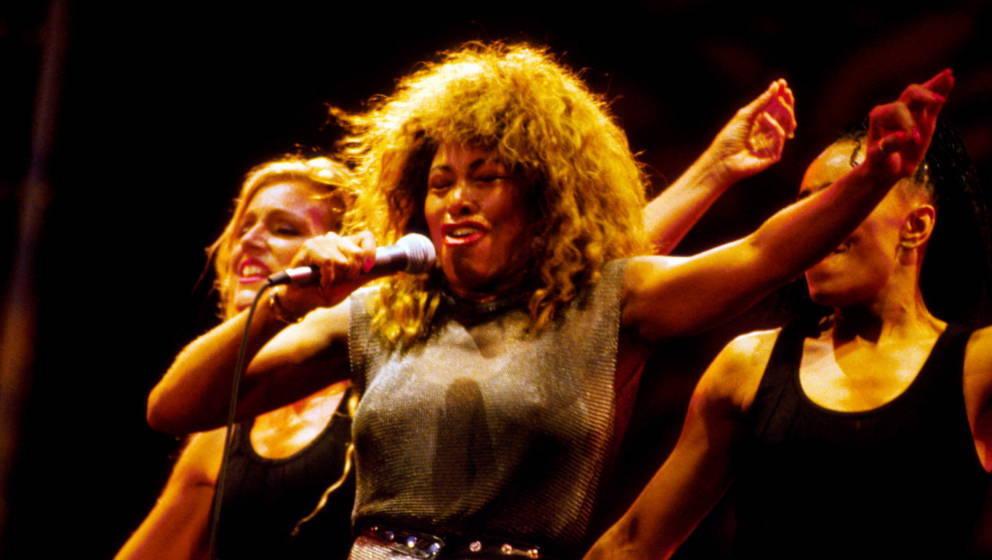 Tina Turner, 1990