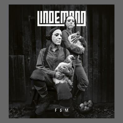 """Das Cover zu """"F & M"""""""