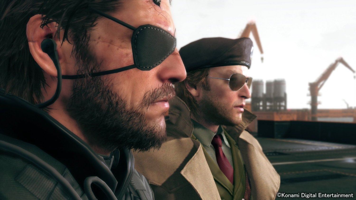 "Spielbar mit PS Now: ""Metal Gear Solid V: The Phantom Pain"""