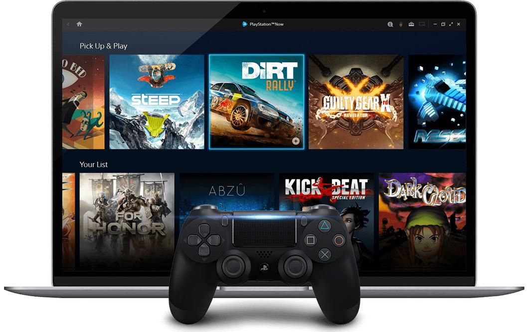 PS Now ist auch für PC-Gamer verfügbar