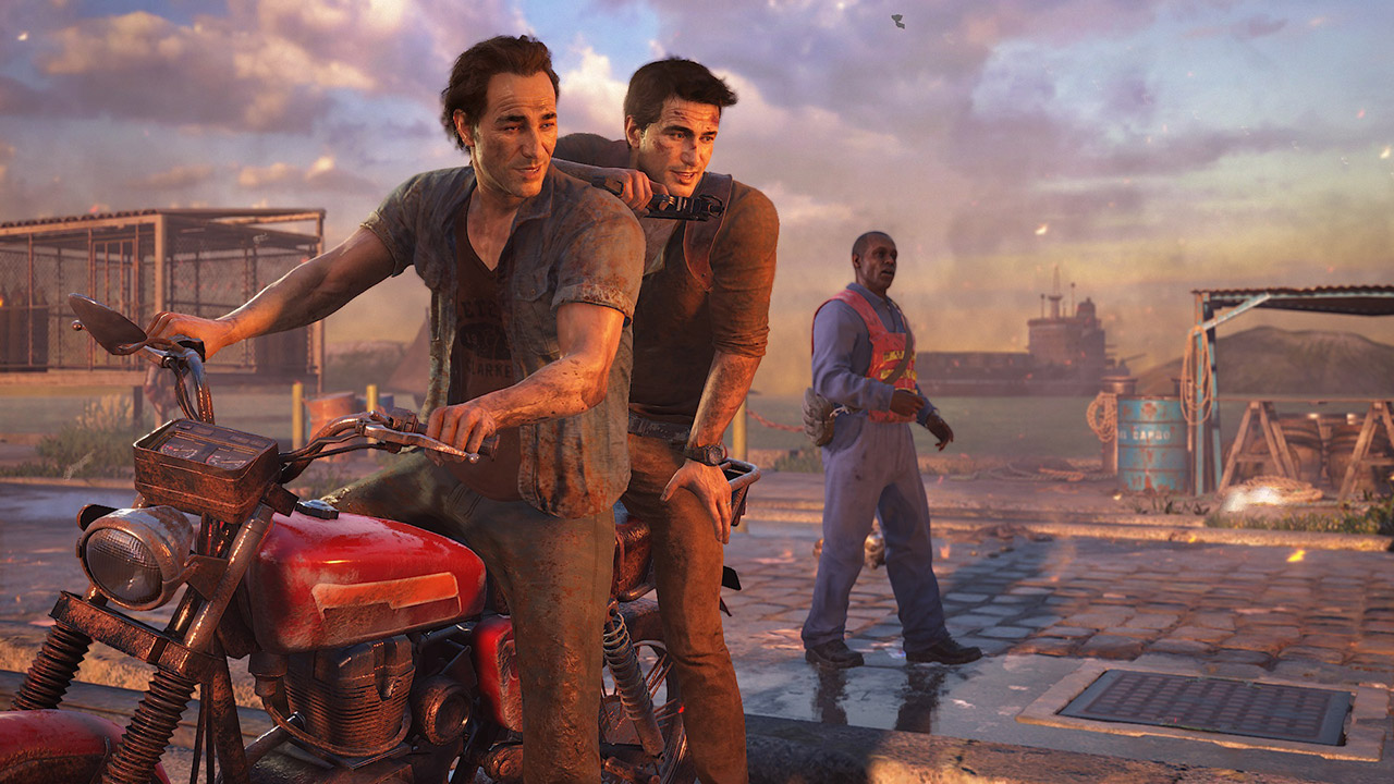 Uncharted 4: A Thief's End ist Teil von PlayStation Now