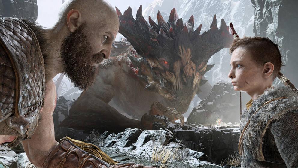 """""""God of War"""" – derzeit auch spielbar mit PlayStation Now"""