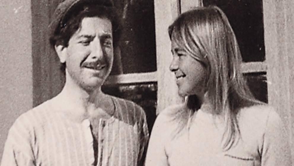 Leonard Cohen und Marianne Ihlen