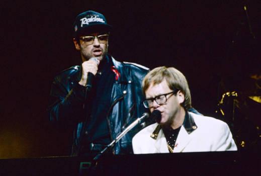 """George Michaels Schwester weist Elton-John-Aussage zurück: """"Mein Bruder war stolz darauf, schwul zu..."""