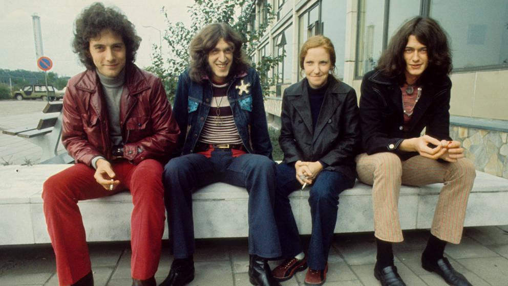 The Velvet Underground im Jahr 1971