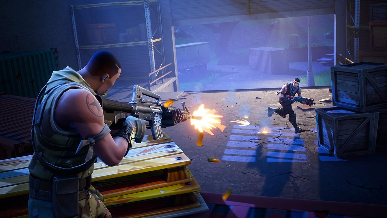 """""""Fortnite: Battle Royale"""" ist kostenlos und für Konsolen, PC und Smartphones verfügbar"""