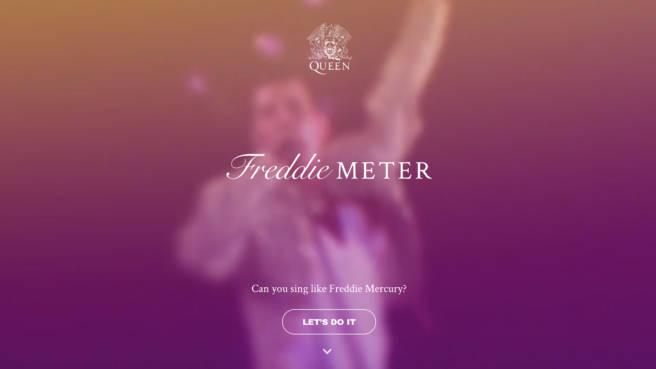 Einmal singen wie Freddie Mercury – mit dem FreddieMeter klappt das vielleicht schon bald
