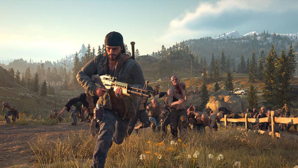 """Ein echter Hit: """"Days Gone"""" für die PS4"""