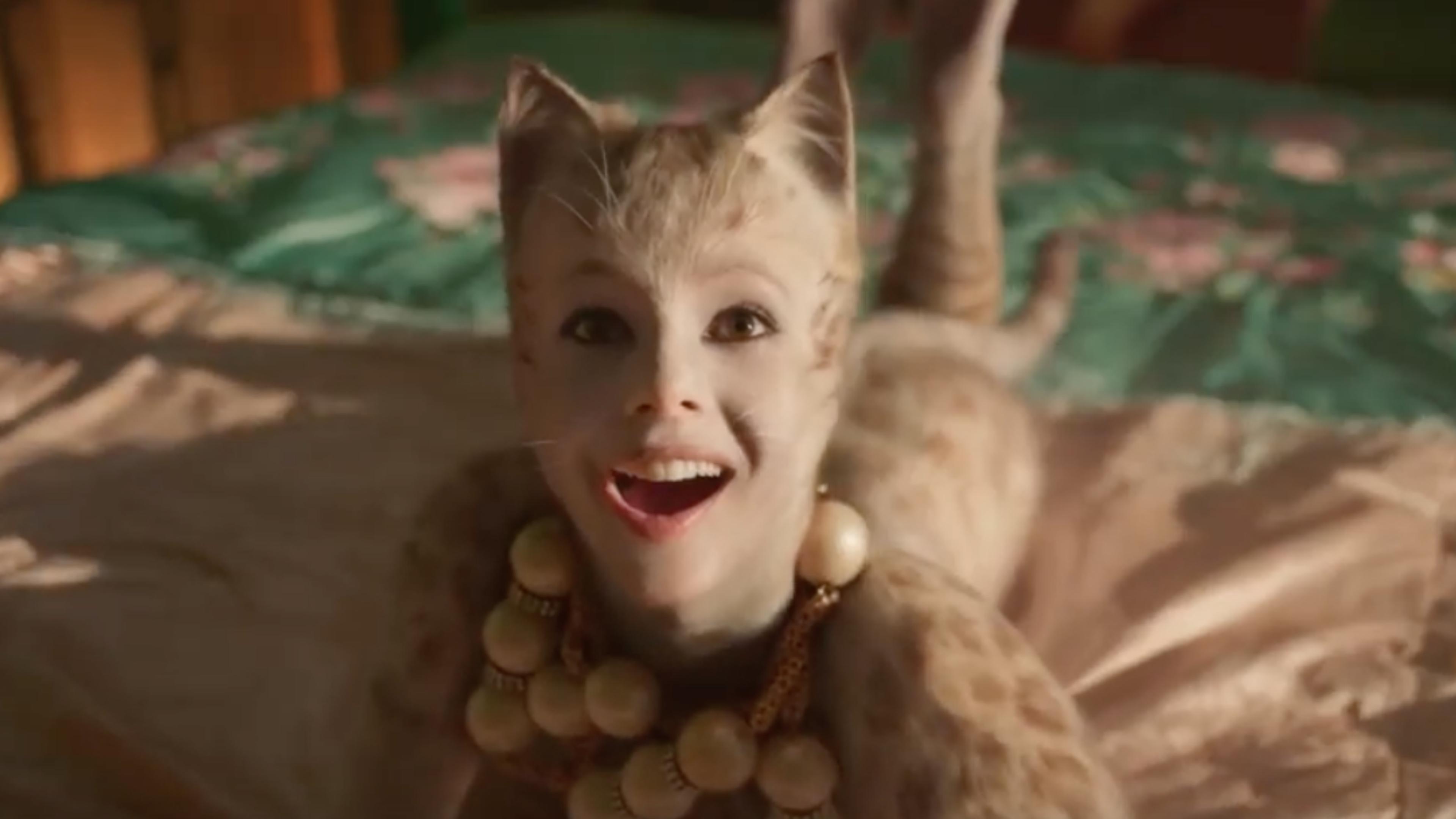 """Alles eine Frage des Realismus'? Neue Szenen aus dem Film """"Cats"""""""