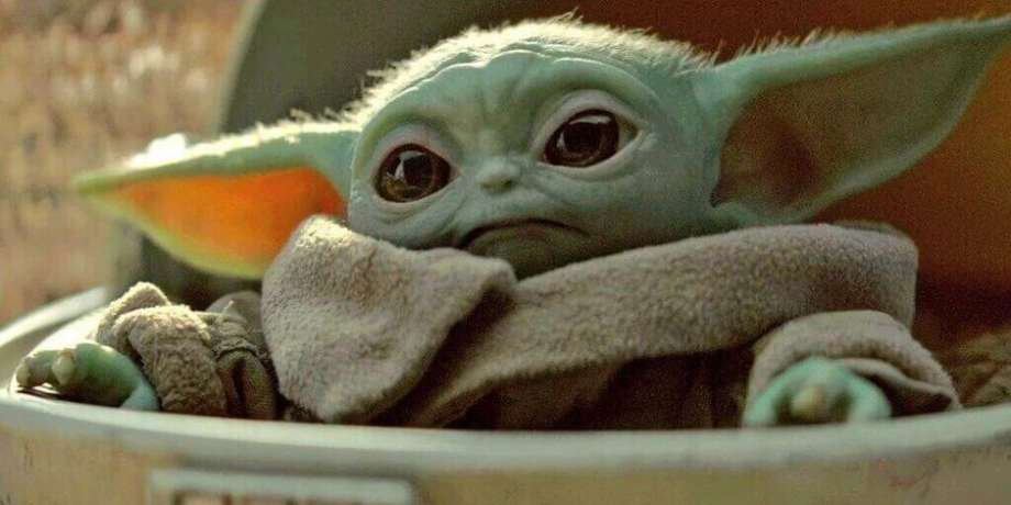 "Weckt Muttergefühle: Baby-Yoda in ""The Mandalorian"""