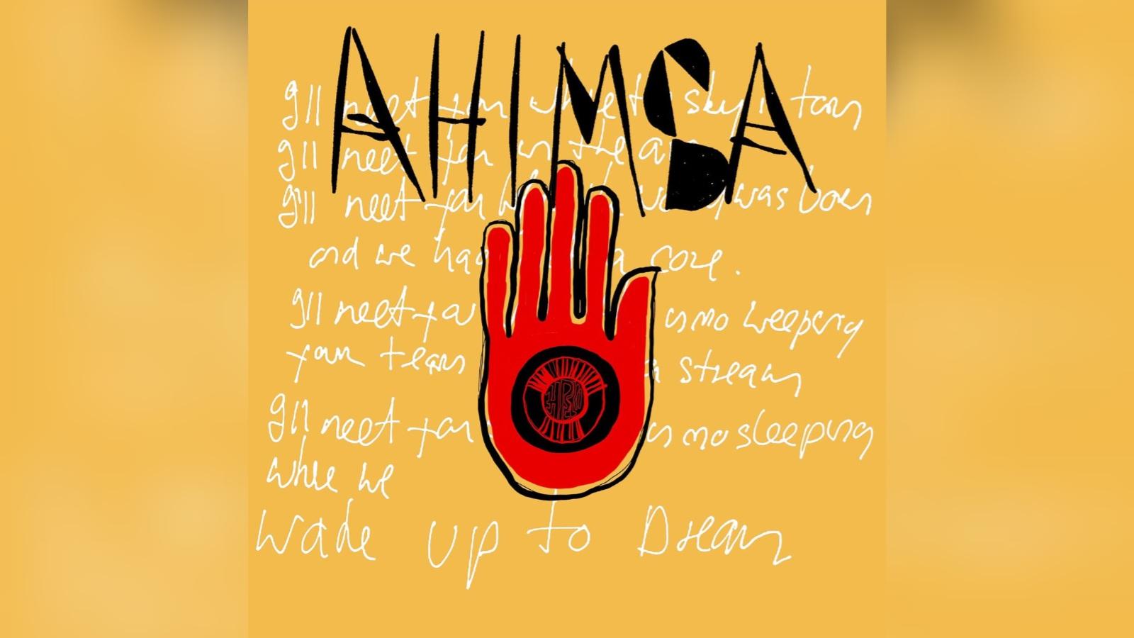 """U2: Neue Single """"Ahimsa"""" mit A.R...."""