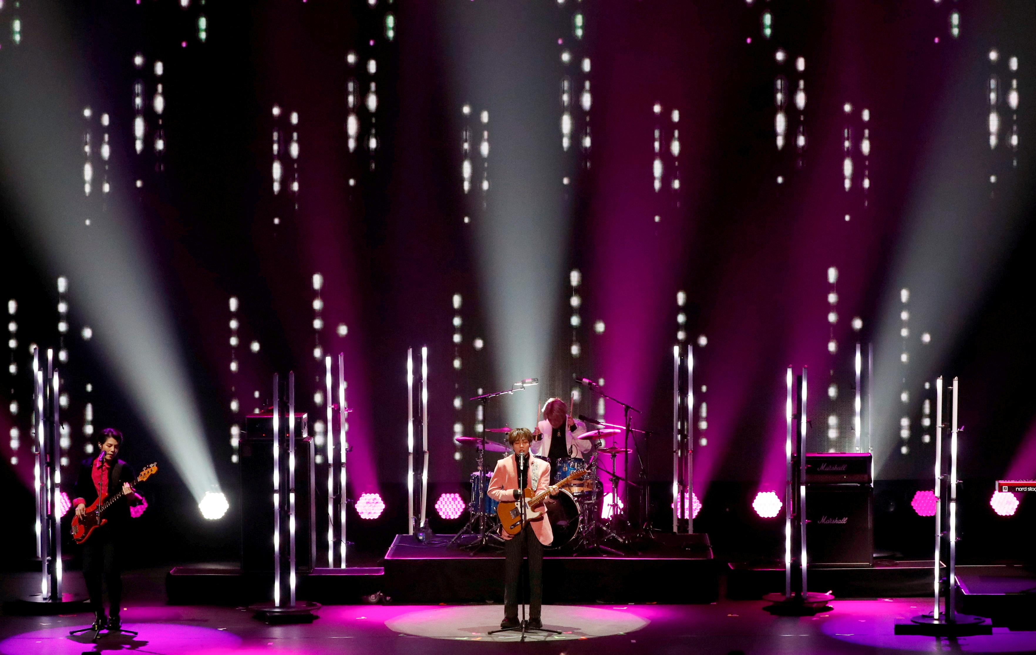 K-Pop-Hype aus Südkorea: The Rose auf der IMA-Bühne