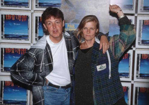 Linda McCartneys Briefe an Paul enthüllen, wie sehr sie ihn...