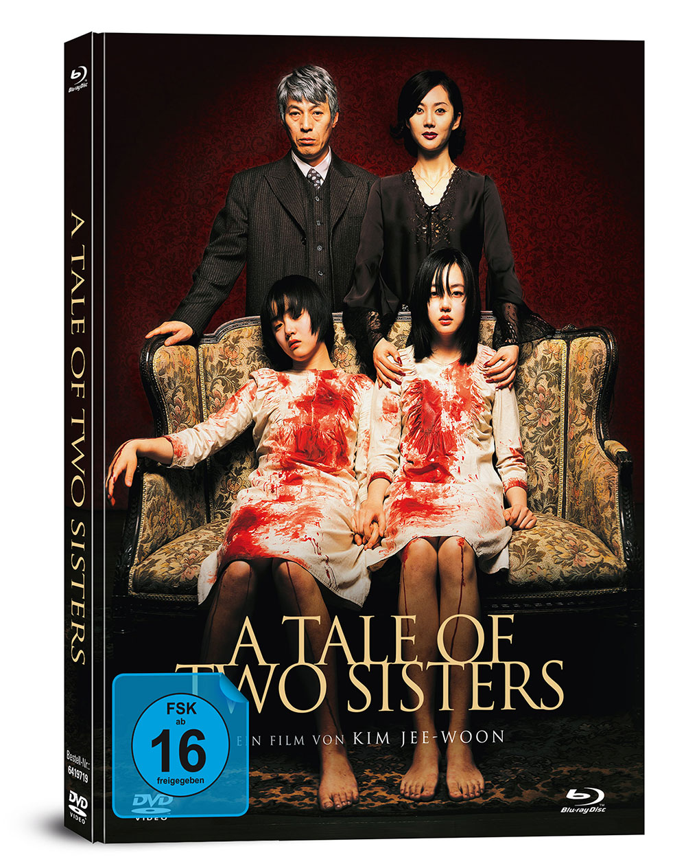 """A Tale Of Two Sisters"": Limited Collector's Edition im Mediabook"