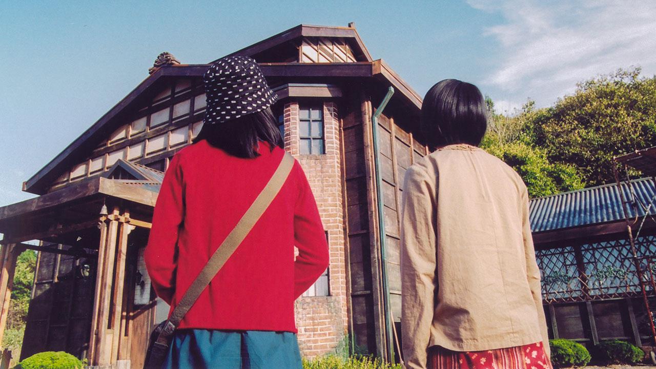 In diesem Haus wartet nichts Gutes auf die beiden Schwestern Soo-mi und Soo-yeon