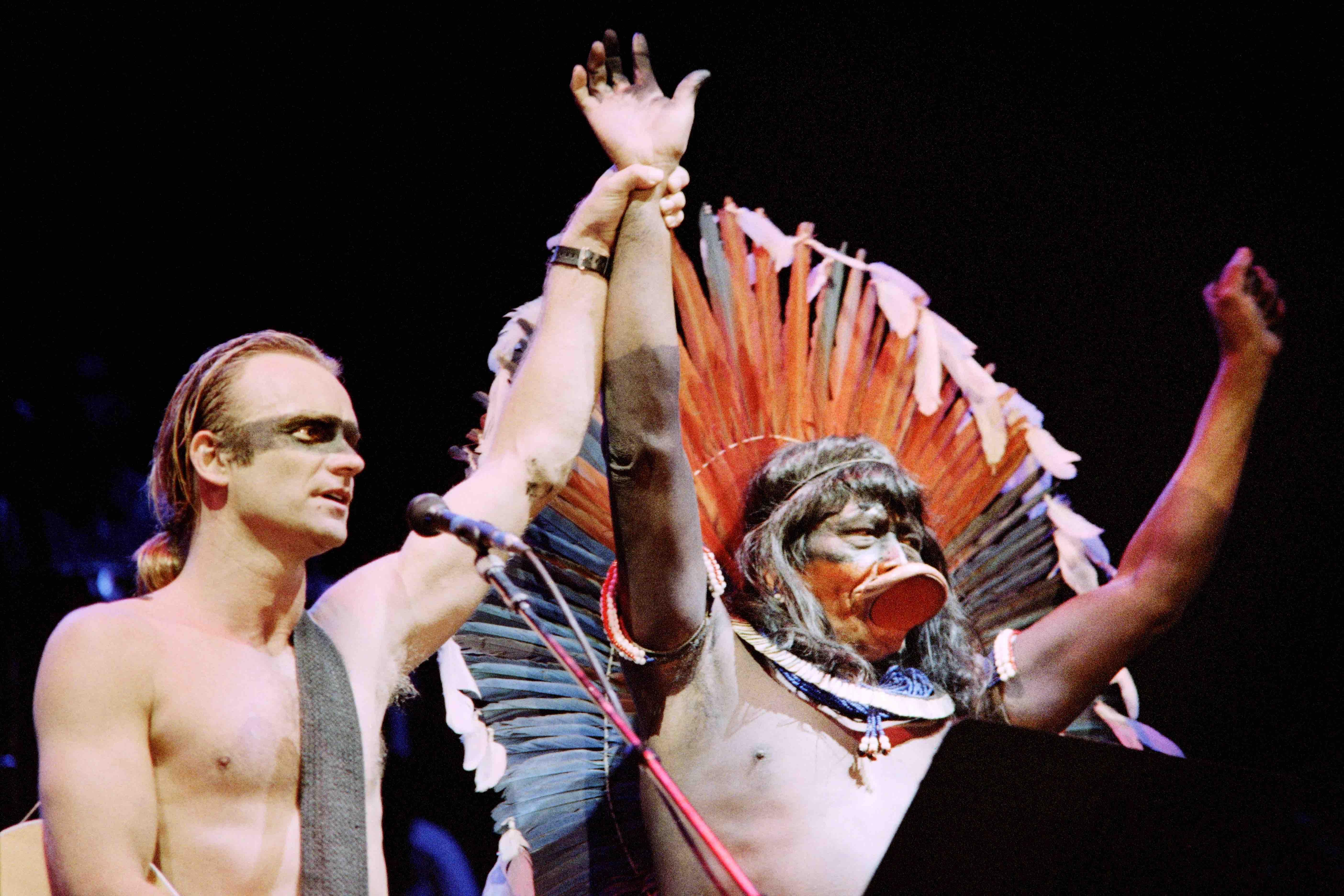 """Sting im Interview: """"Jetzt kommen Greta Thunberg und die nächste..."""