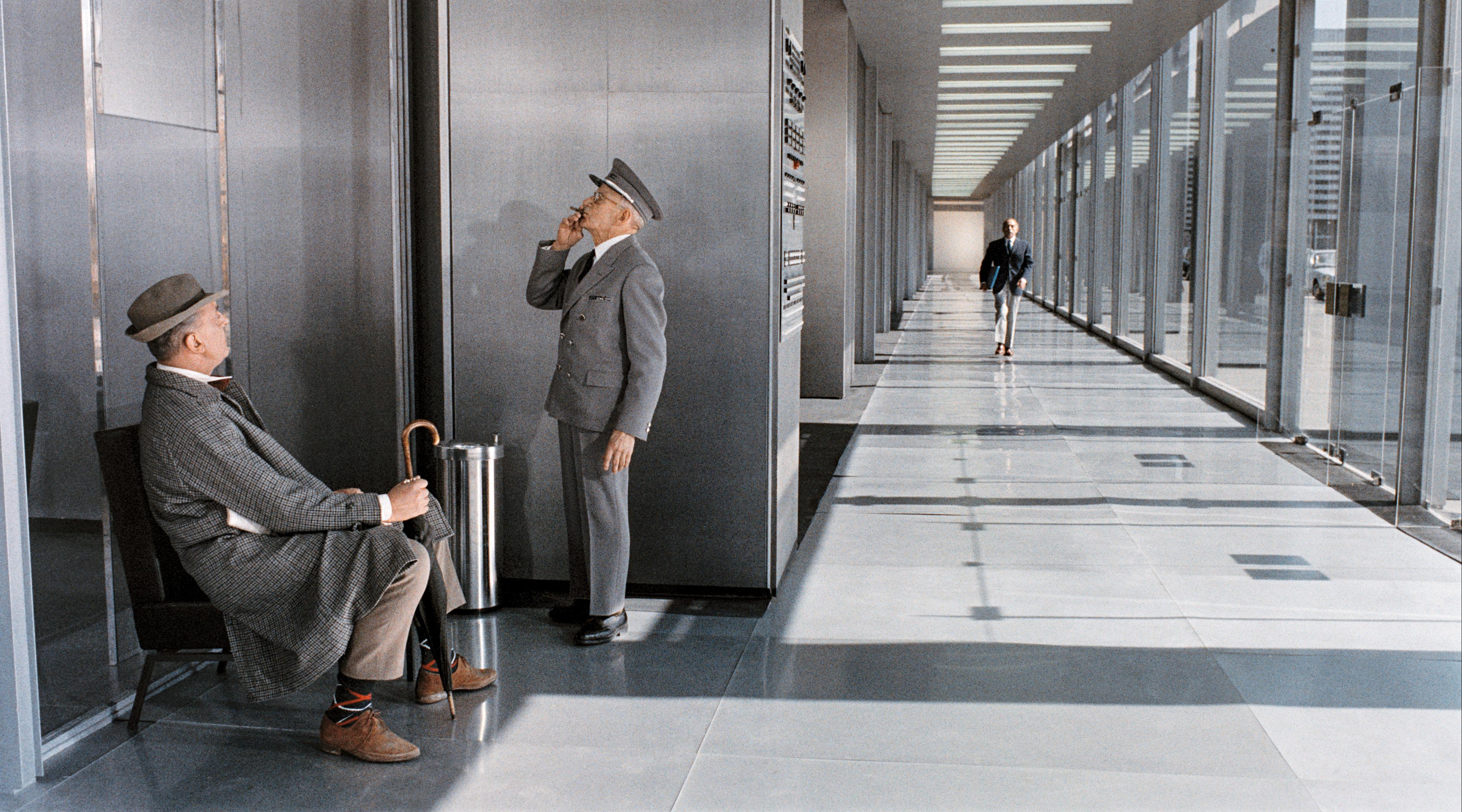 Jacques Tati erfand für sich die Kunstfigur Monsieur Hulot, um seinen Einspruch gegen den kopflosen gesellschaftlichen Fortschritt anzumelden