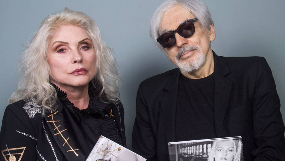 Debbie Harry und Chris Stein