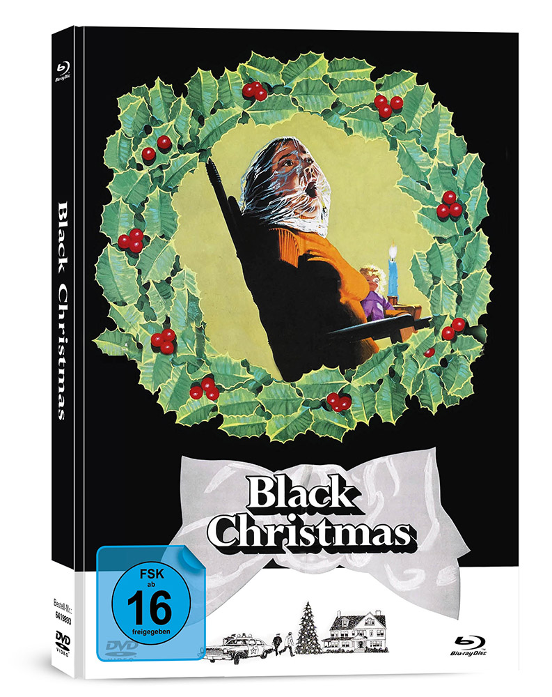 """Black Christmas"": Limited Collector's Edition im Mediabook"