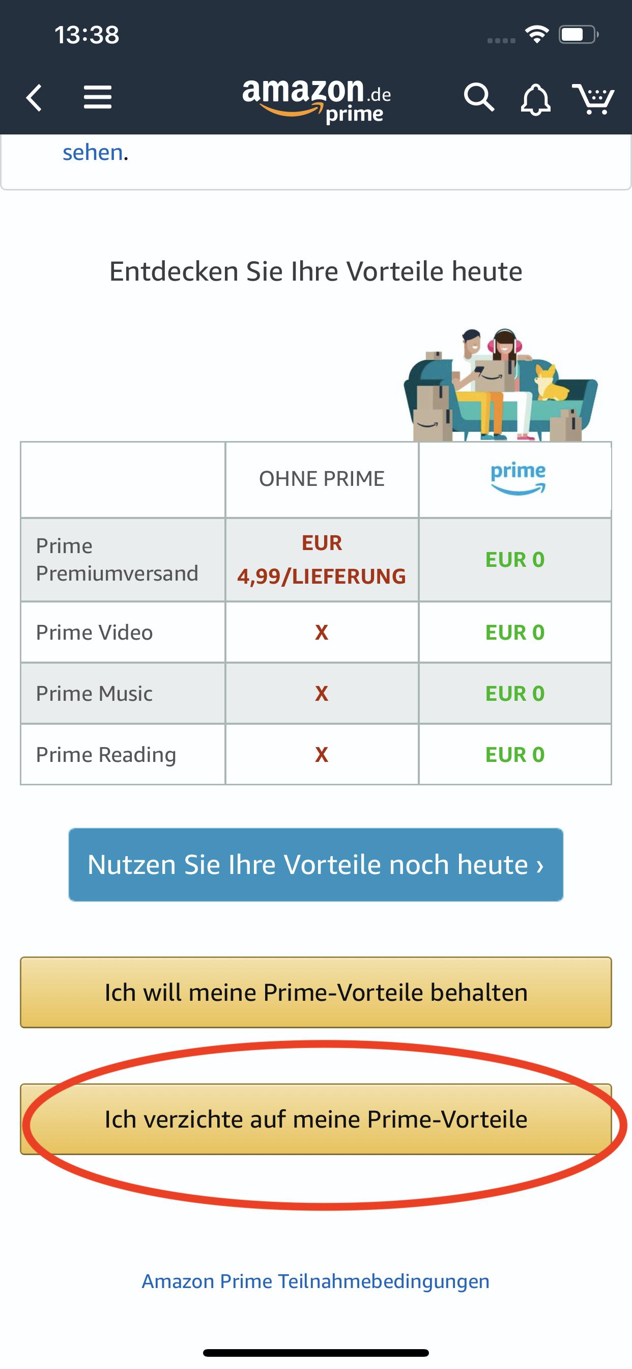 Amazon Prime Video: Abo kündigen in wenigen Schritten