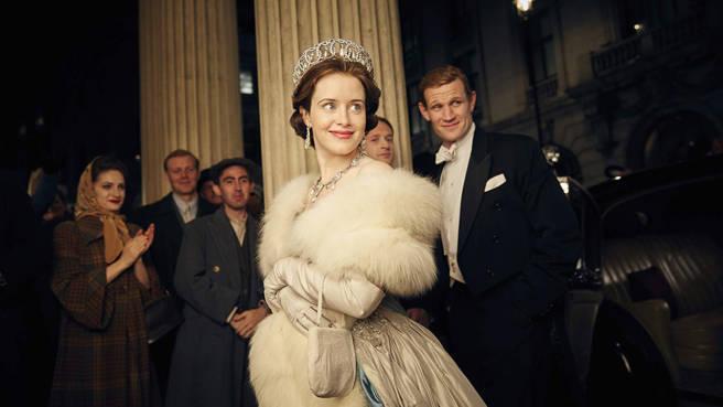 """In der Netflix-Serie """"The Crown"""" dreht sich alles um das britische Adelshaus"""