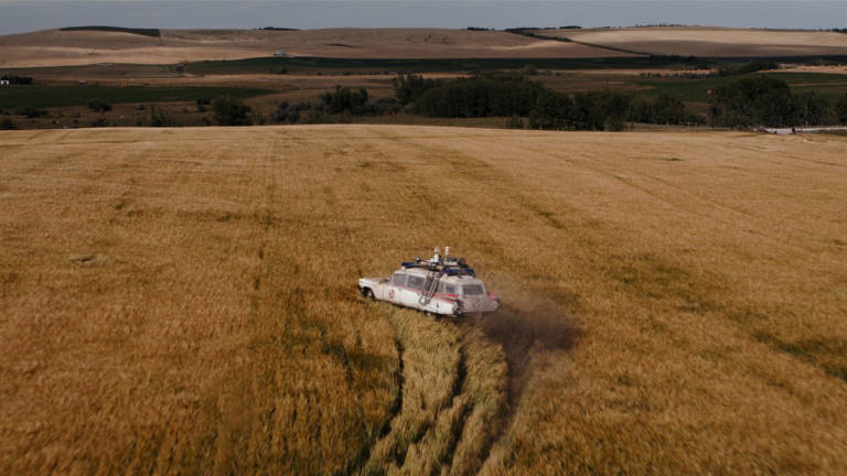 "Szene aus dem Trailer zu ""Ghostbusters - Afterlife"""