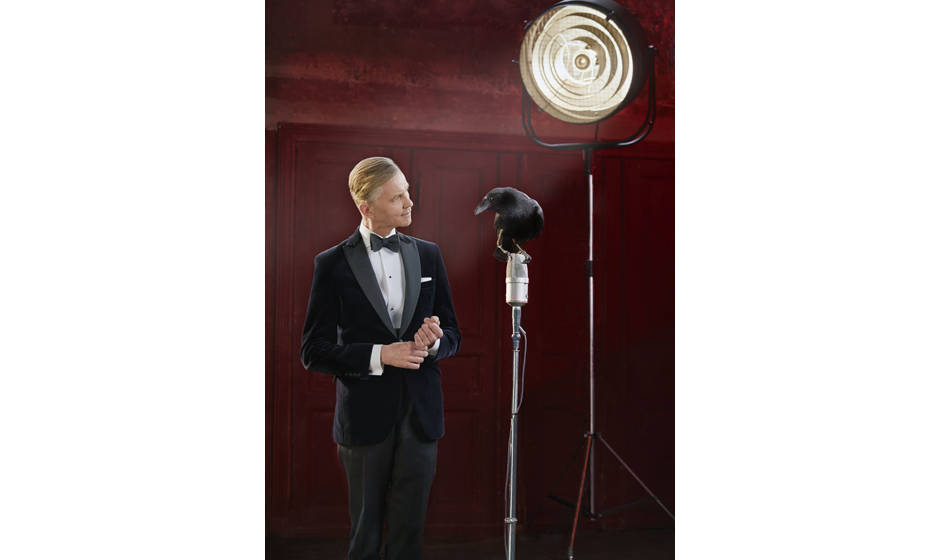 Max Raabe im Spiegelsaal, 2019, for Universal