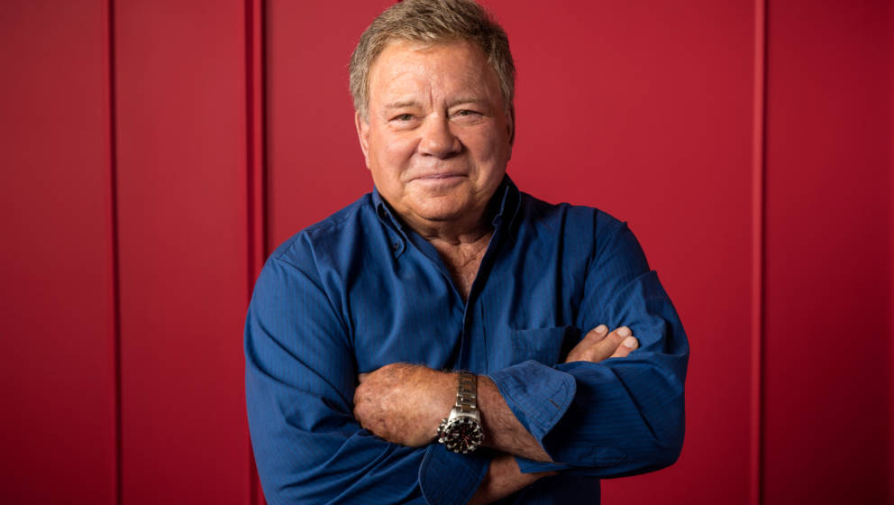 NBCUNIVERSAL EVENTS -- NBCUniversal Press Tour Portraits, August 2016 -- Pictured: William Shatner, 'Better Late Than Never',