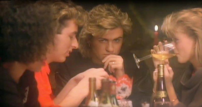 """So verwaschen sah """"Last Christmas"""" einst als Video in den 80ern aus. Das ist nun Vergangenheit."""