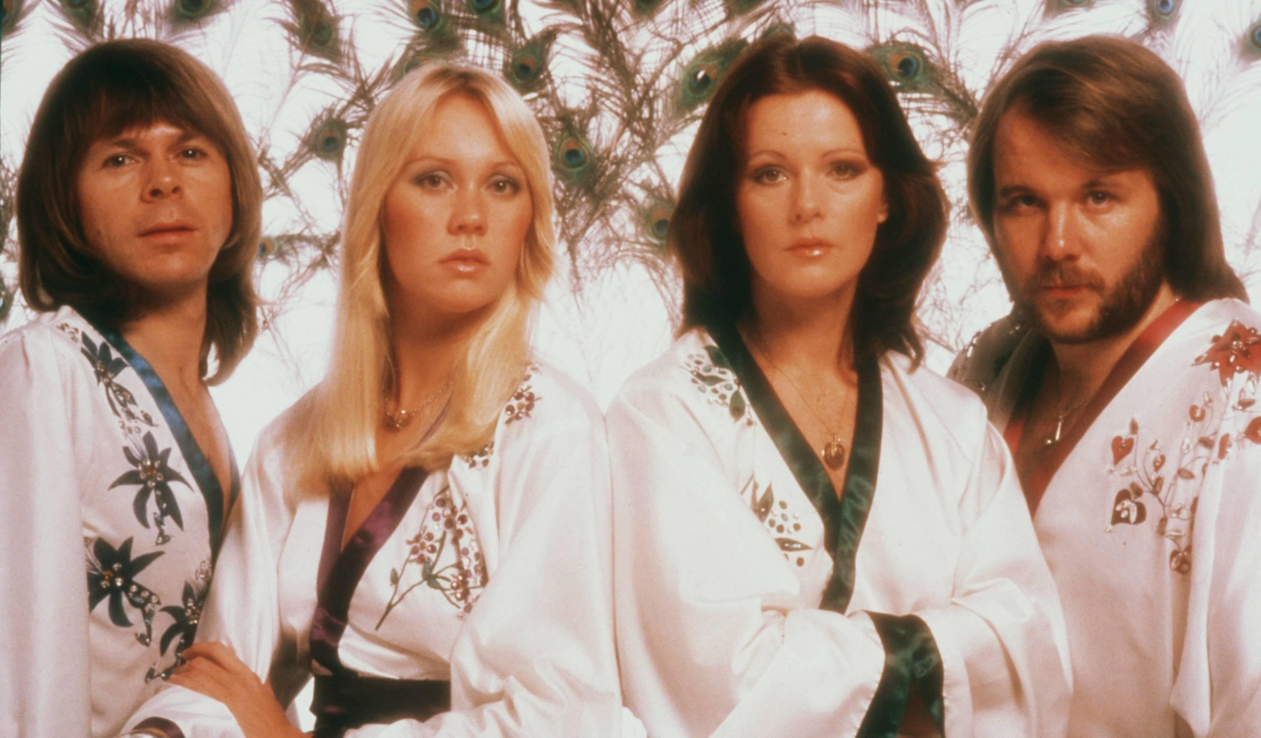 """ABBA melden sich mit """"Voyage"""" zurück"""
