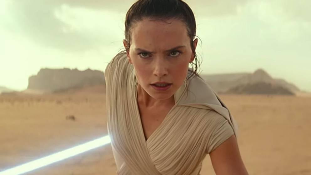 Ob wir uns vom Charakter der Rey verabschieden müssen, ist noch unbekannt.