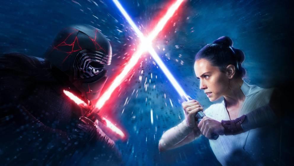 """Alle Episoden sowie Spin-offs des """"Star Wars""""-Universums werden zum Ende April neu aufgelegt."""