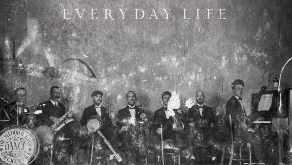 "Cover-Artwork zu ""Everyday Life"" von Coldplay"