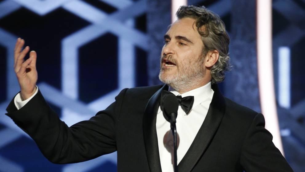 Wer steht denn nun auf der Bühne: Der Joker oder Joaquin Phoenix?