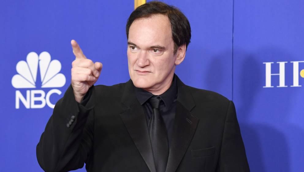 Quentin Tarantino setzt ein Zeichen für das alte Hollywood
