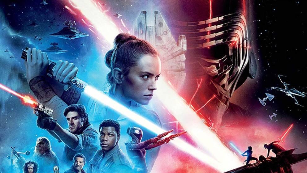 """""""Star Wars 9: Der Aufstieg Skywalkers"""" läuft seit Dezember im Kino."""