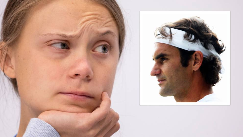 Macht sich Roger Federer mit einem Werbe-Einsatz zum Klima-Sünder?