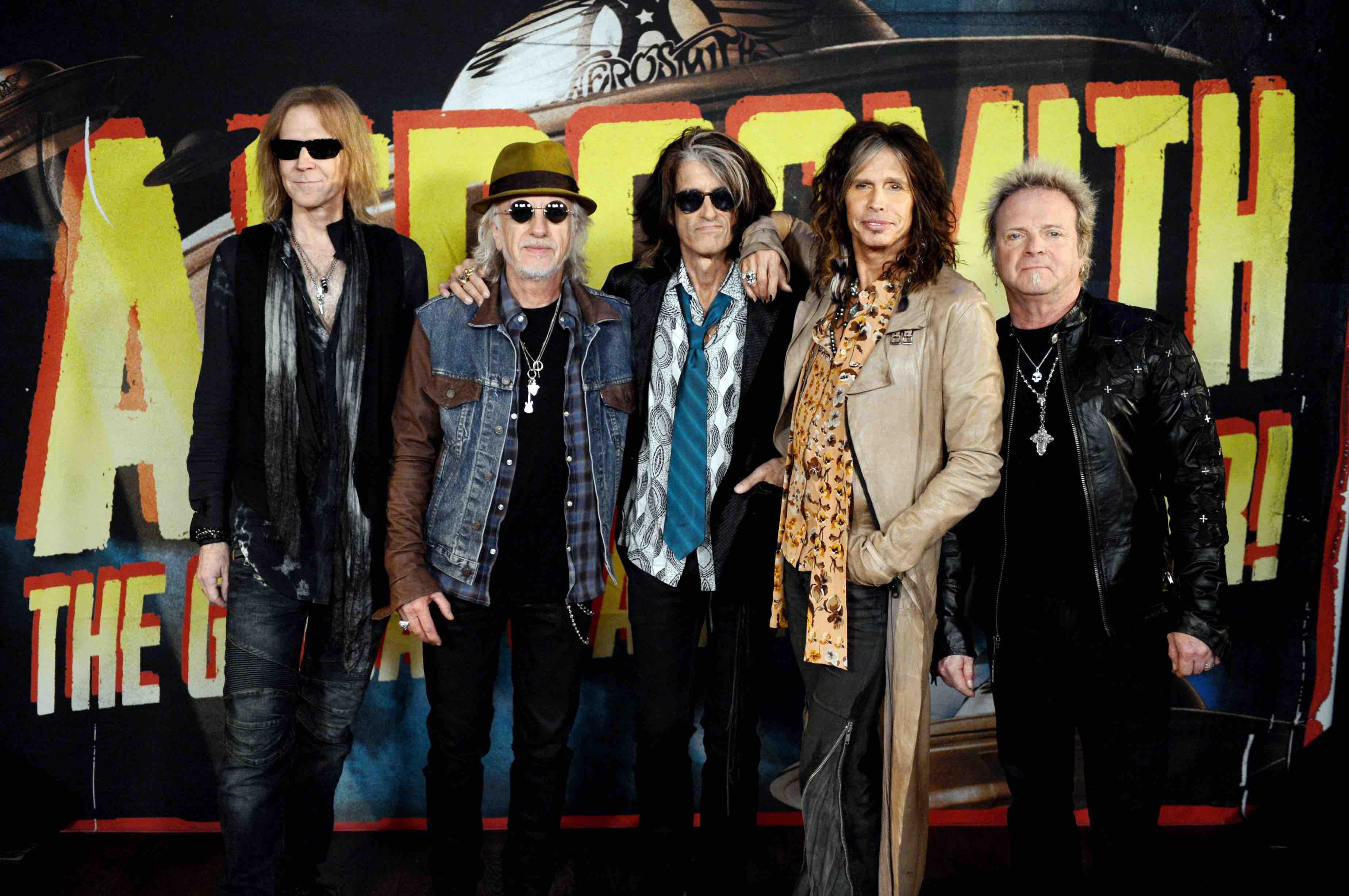 Aerosmith: Band reagiert auf die Klage von Drummer Joey...