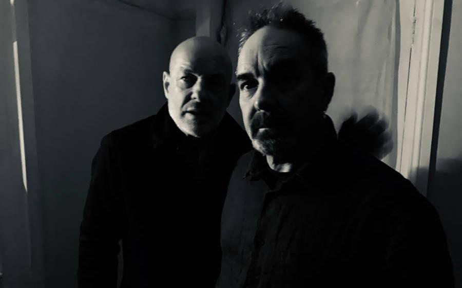 Brian und Roger Eno