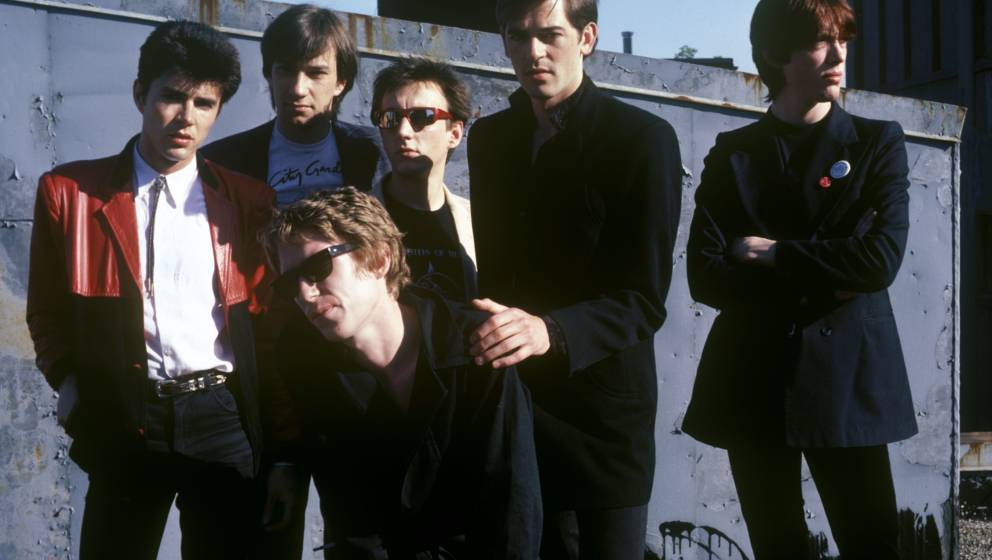 CANADA - JULY 01:  Photo of PSYCHEDELIC FURS  (Photo by Peter Noble/Redferns)